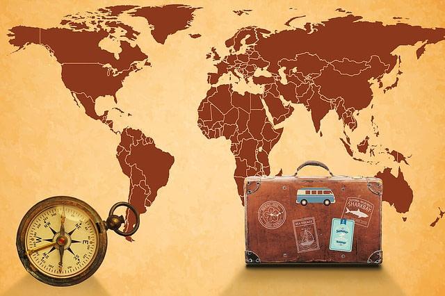 Come viaggiare il mondo