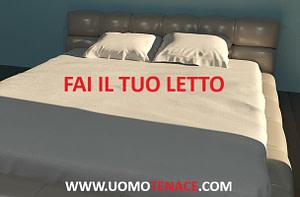 Fai il tuo letto