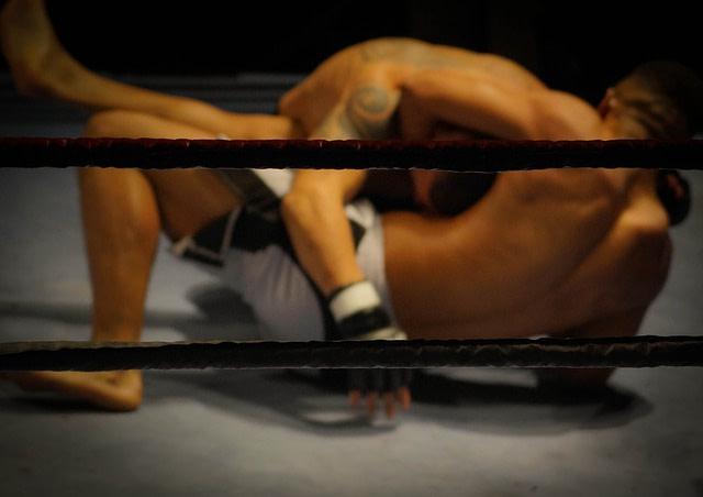 Cosa ho imparato praticando arti marziali miste. 11# Lezioni.