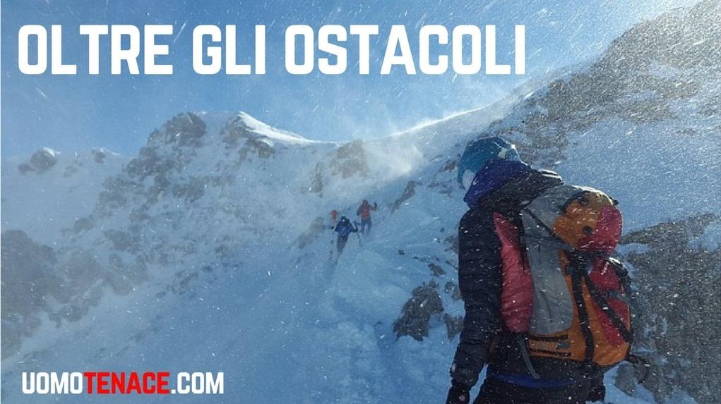 4 consigli per andare oltre gli ostacoli