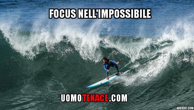 Focus #3 Focus nell'impossibile