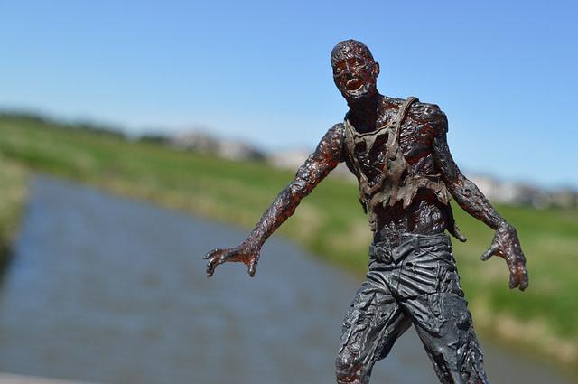 Restare positivi ed in controllo anche difronte alla fine del mondo causata da una apocalisse zombie